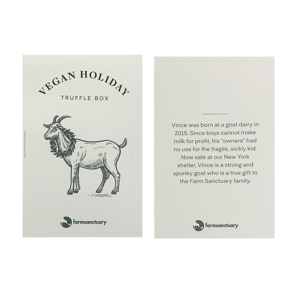 Vegan Holiday Truffle Box<br>Organic - 200610