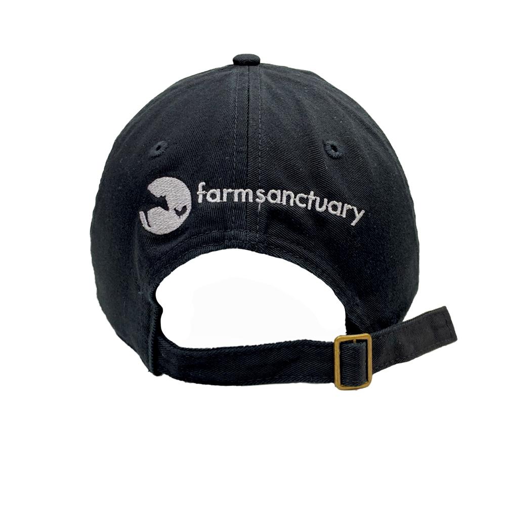 Farm Sanctuary Script Hat