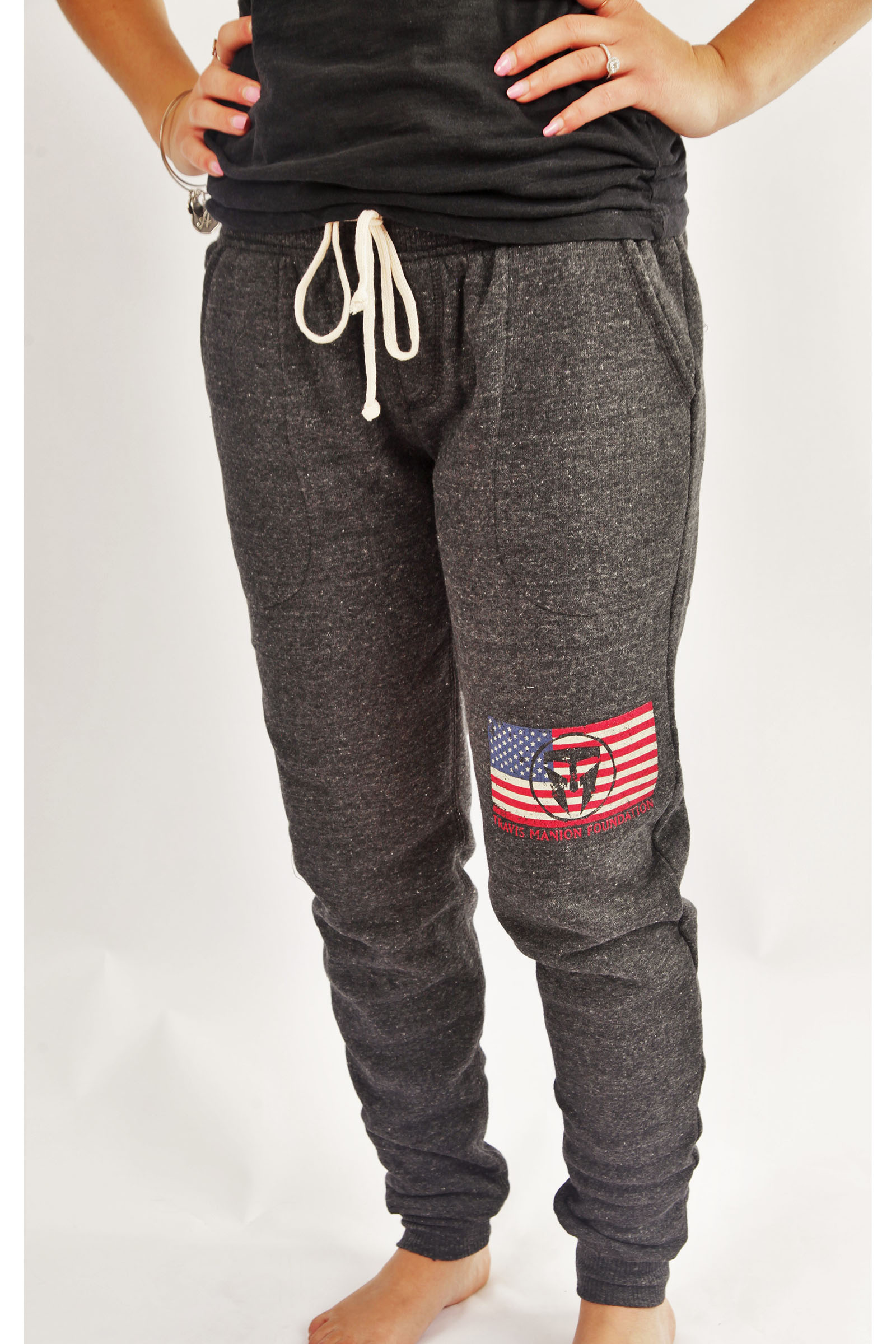 TMF Ladies Eco Fleece Jogger