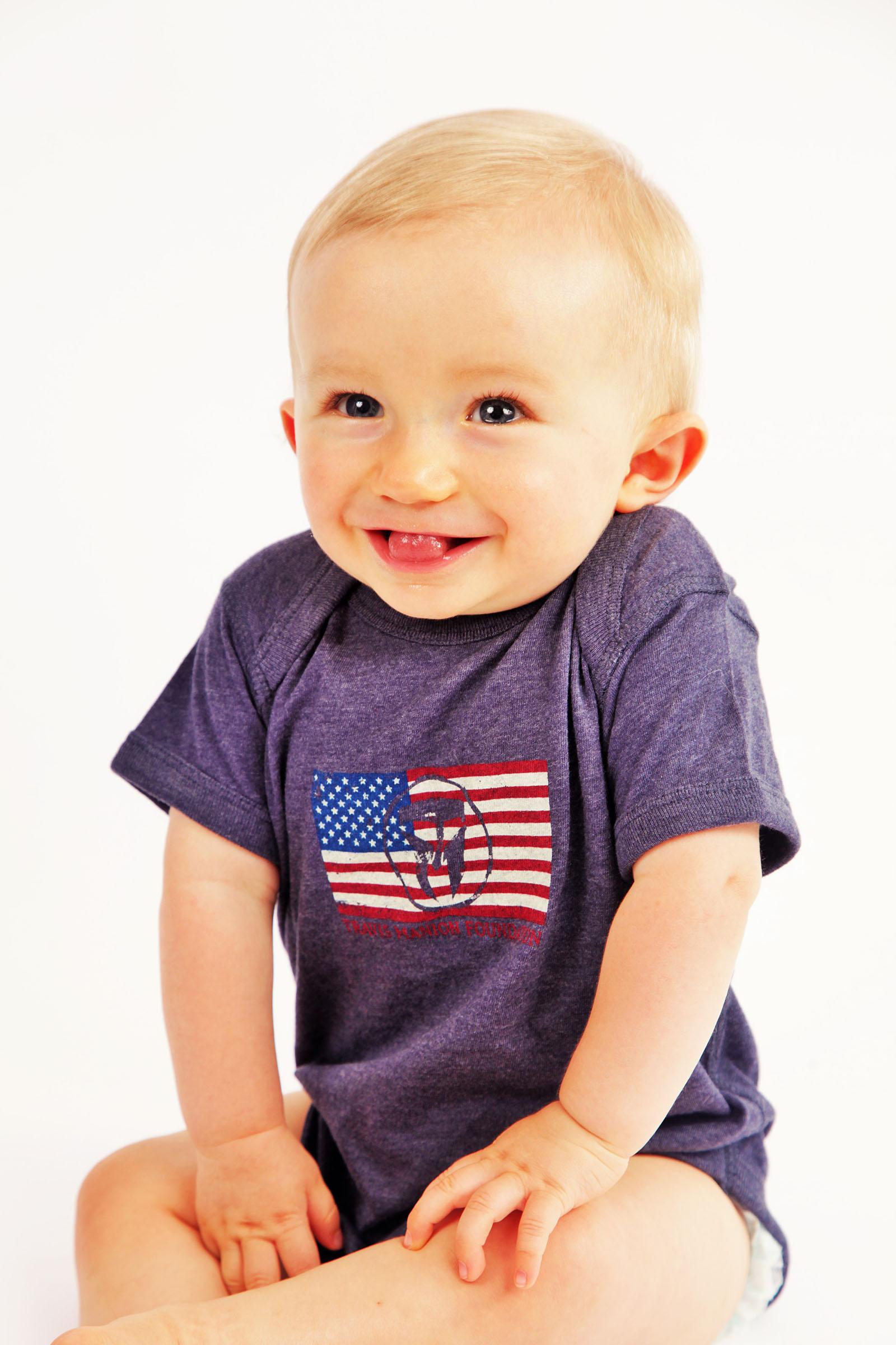 Travis Manion Foundation Infant Vintage Onesie