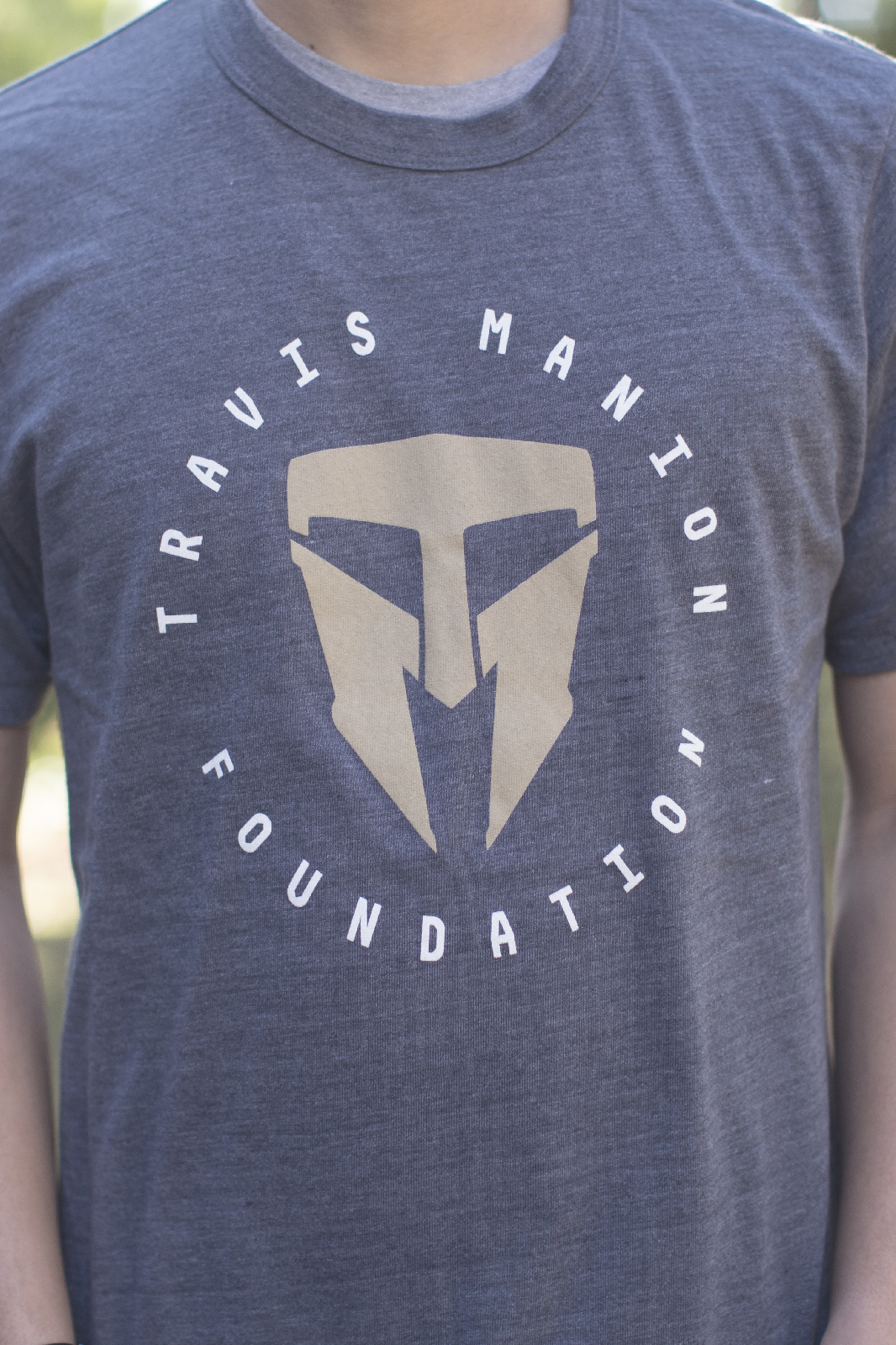 Travis Manion Foundation Navy Eco Crew Tee