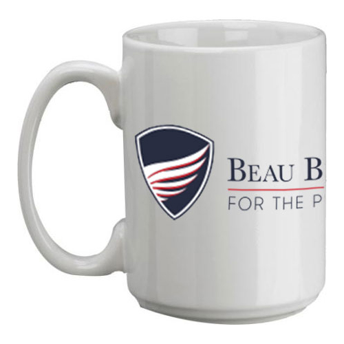 BBF Mug beau biden, beau biden foundation, beau biden shop, bbf coffee mug, bbf mug, biden mug, biden be the shield