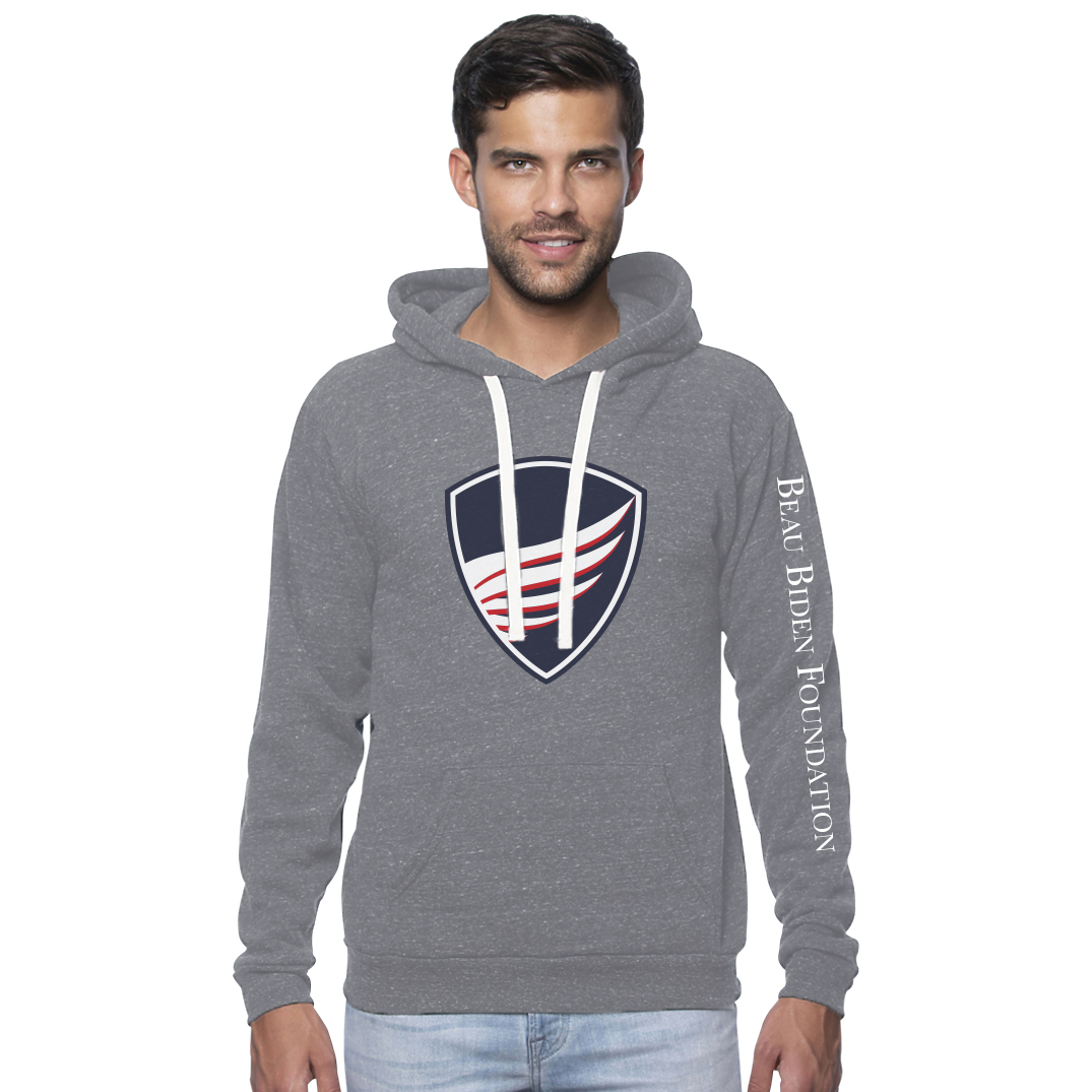 Unisex BBF Shield Pullover Hoodie beau biden, beau biden foundation, beau biden shop, biden usa made shop, biden usa made pullover hoodie, biden shop, beau biden hoodie, biden pullover hoodie, biden hoodie, biden unisex hoodie, biden unisex sweatshirt, biden be the shield