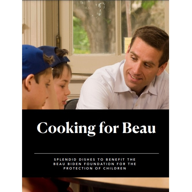 Cooking for Beau