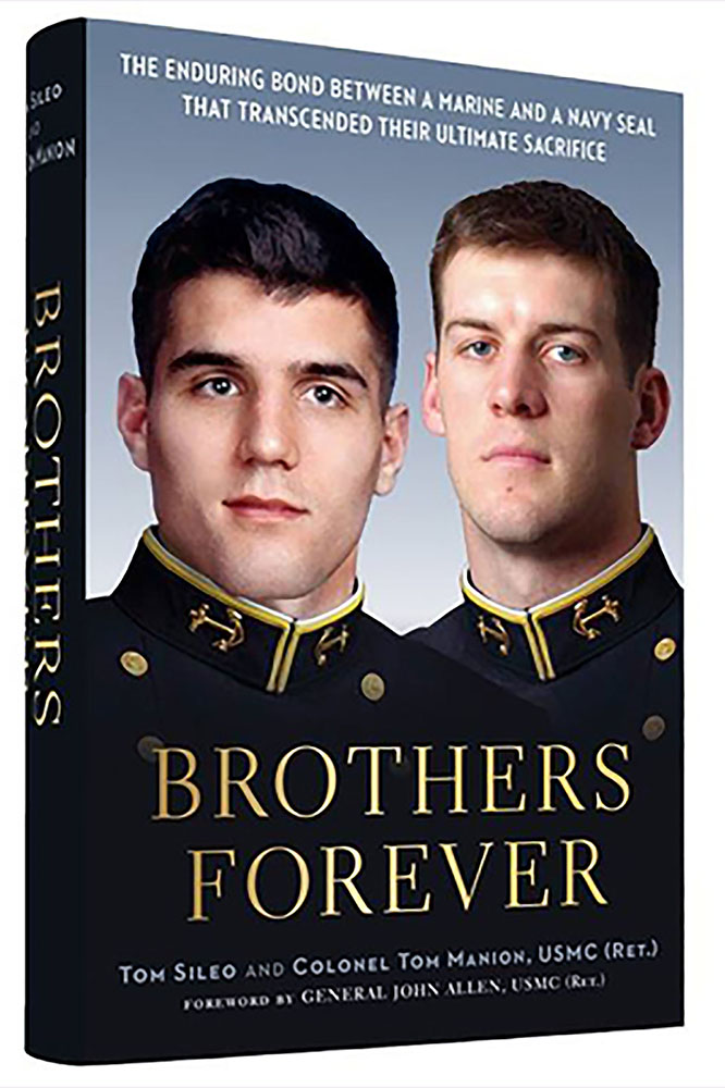 Brothers Forever - Hardcover Book