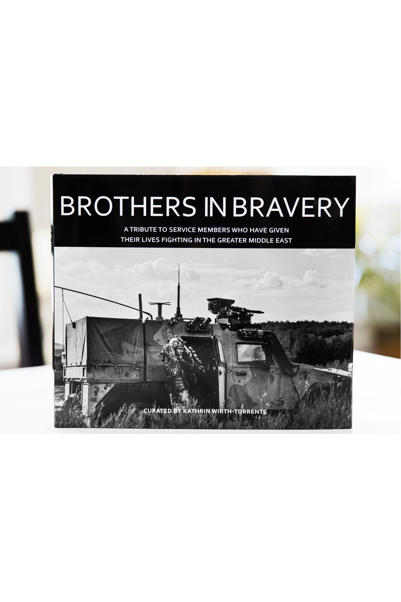 Brothers in Bravery Book - BIB001