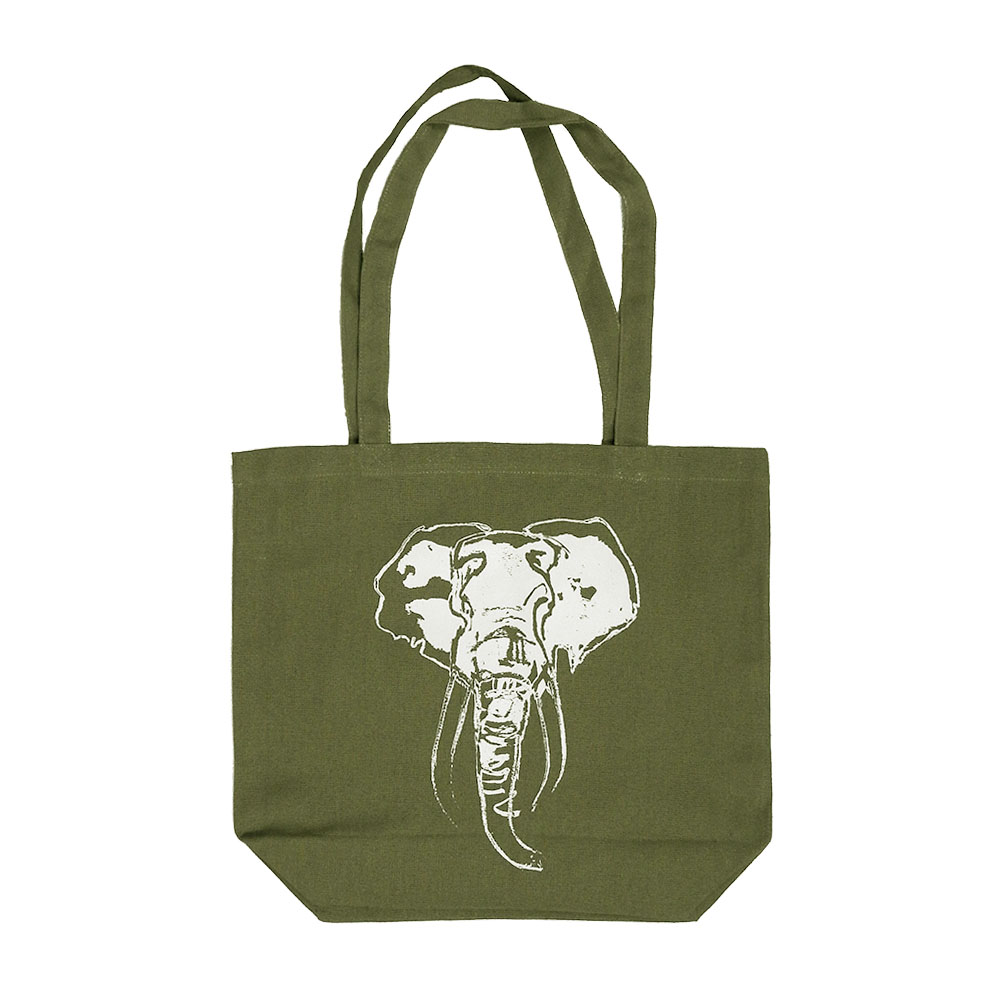 Big Life Tote - 100% Recyled Cotton - BL105