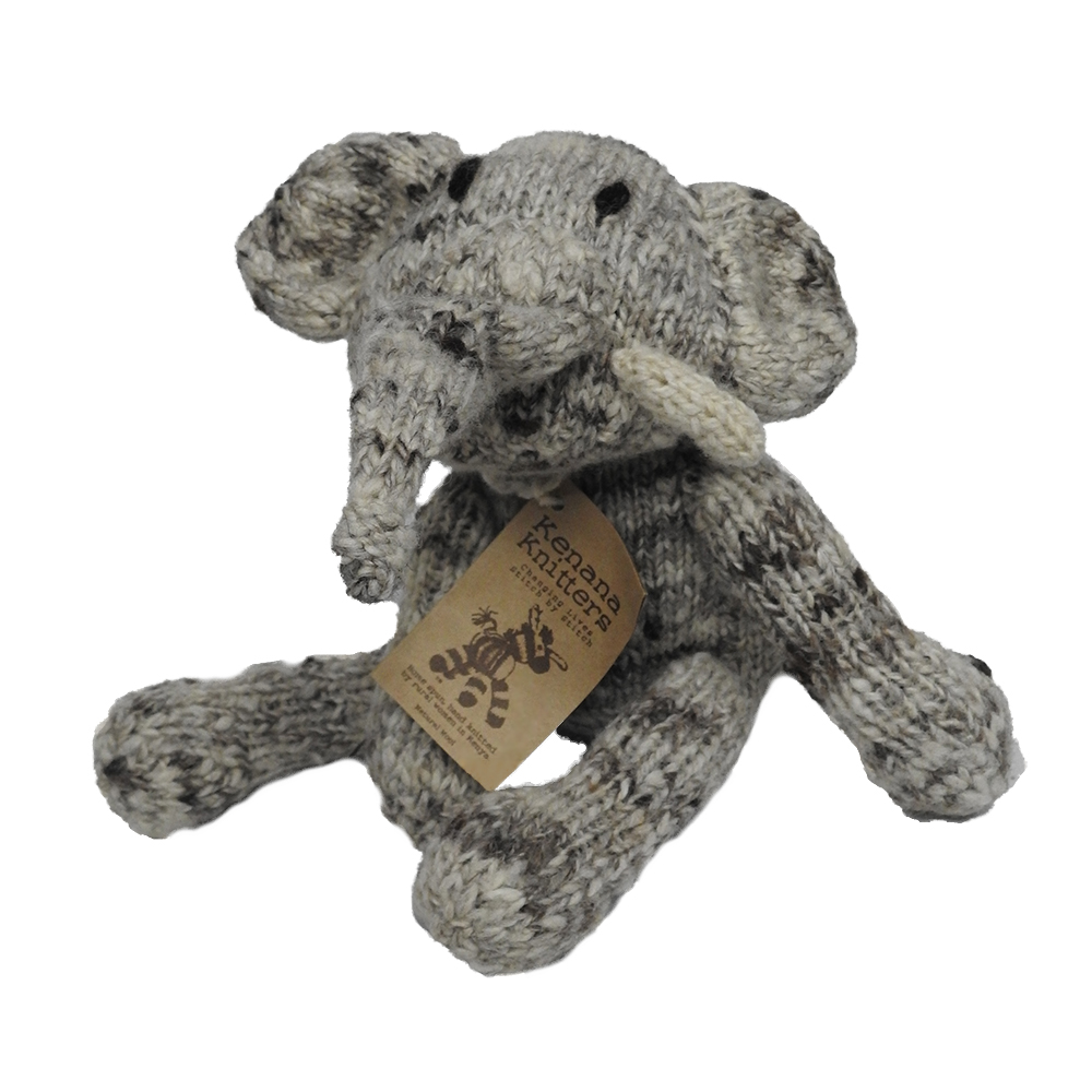 Big Life Elephant Dolls - Made in Kenya