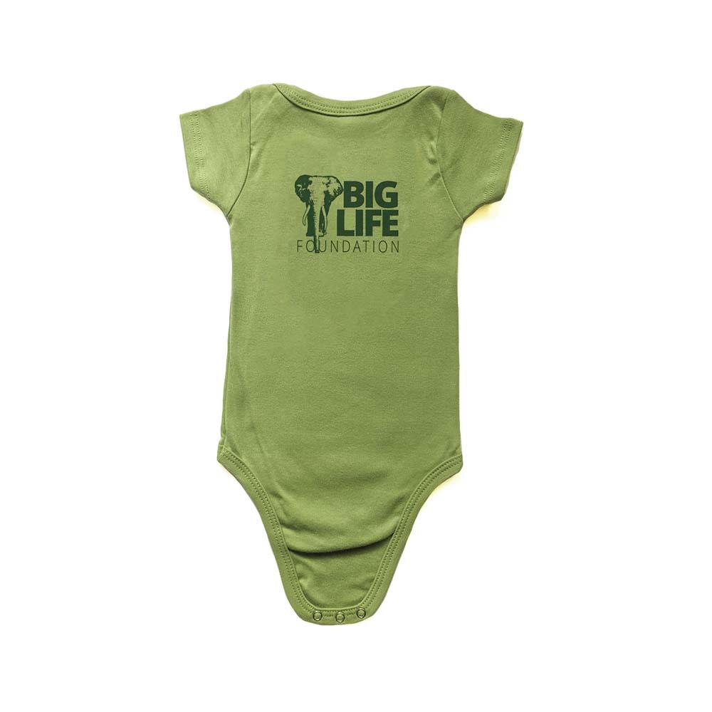 Big Life Organic Onesie - BL123