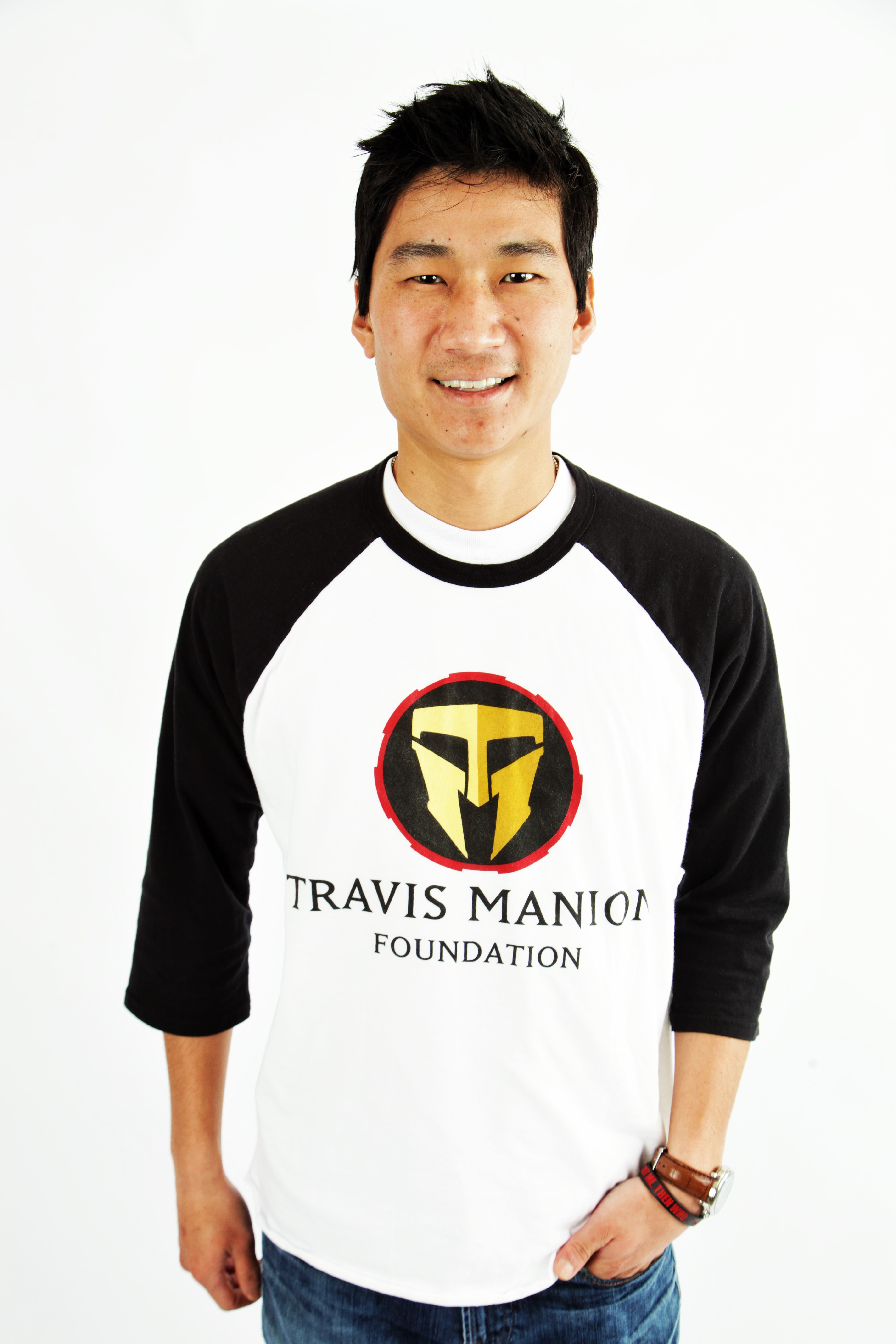 Travis Manion Foundation Men's All American Baseball Tee