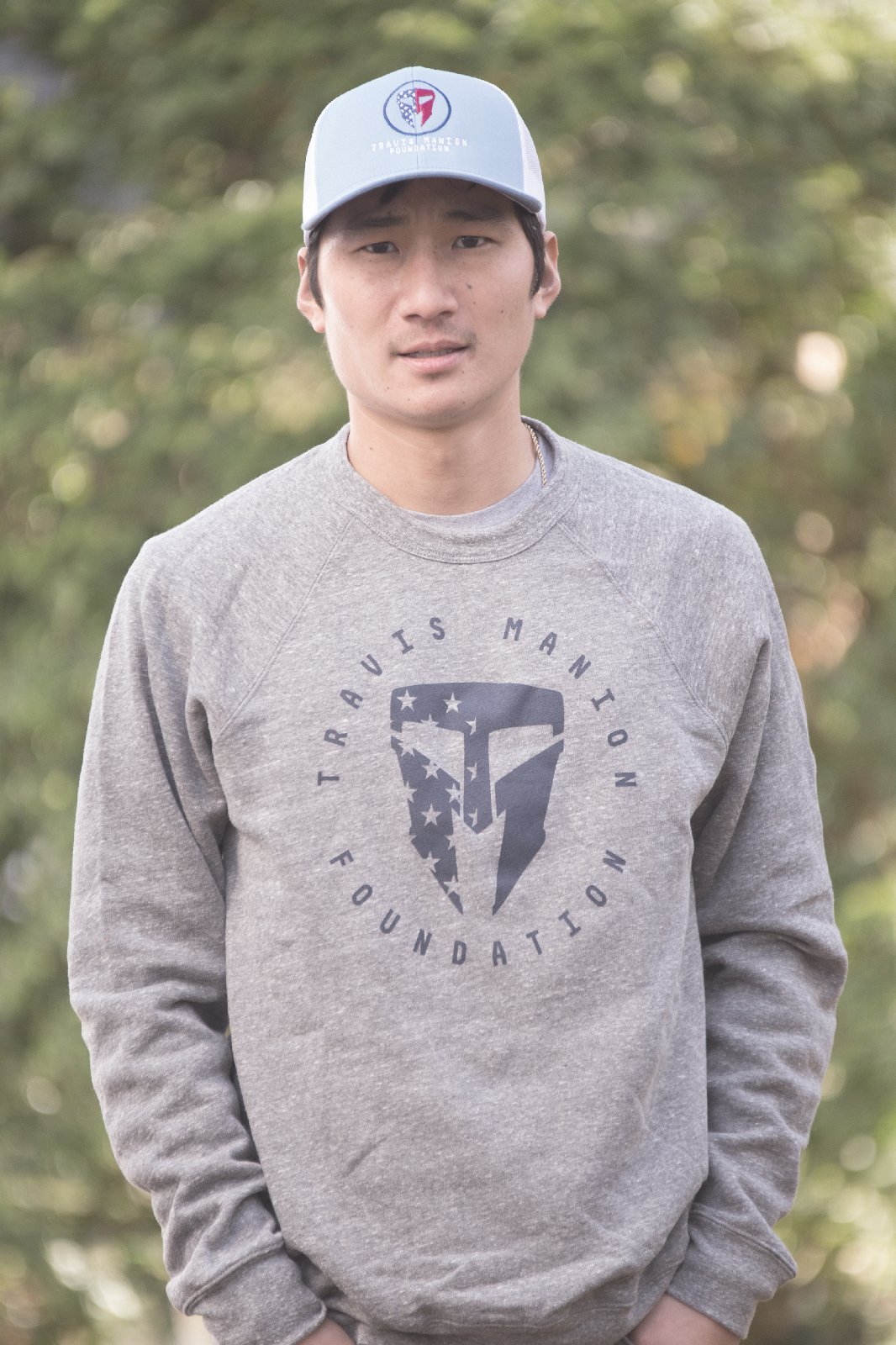 Travis Manion Foundation Champ Eco Fleece Sweatshirt