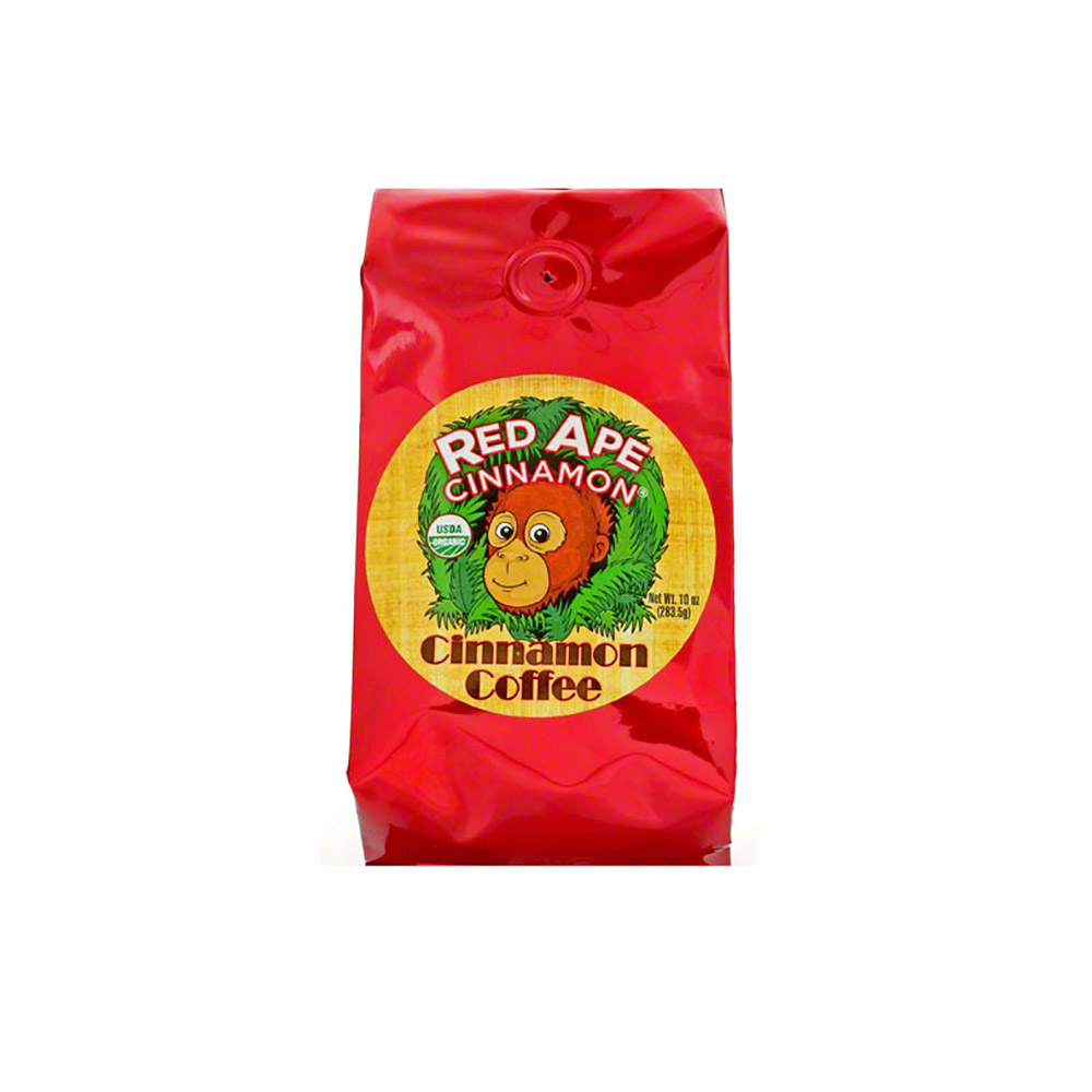 Red Ape Cinnamon - Organic Cinnamon Coffee (3 bags)