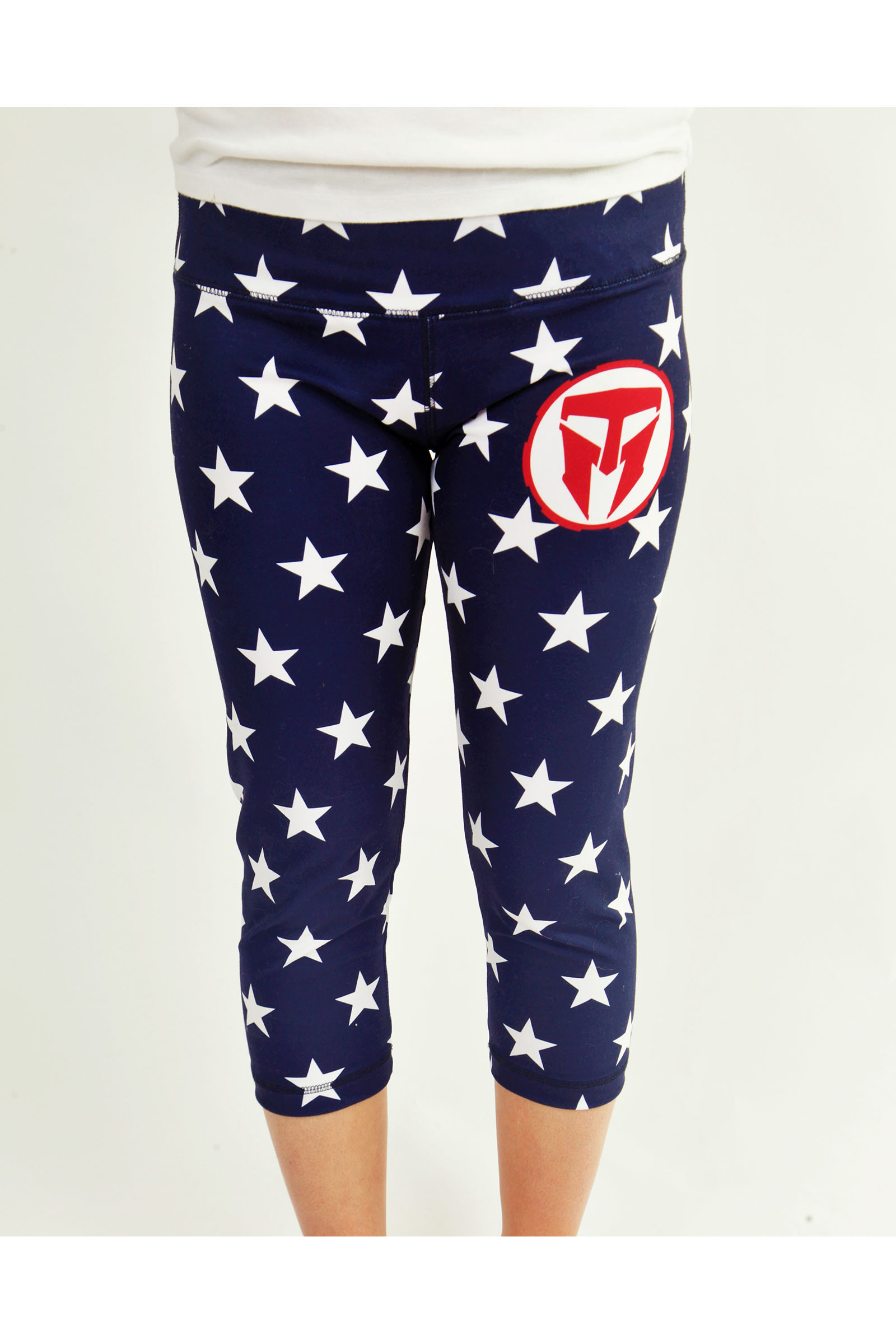 TMF Ladies Star Capri