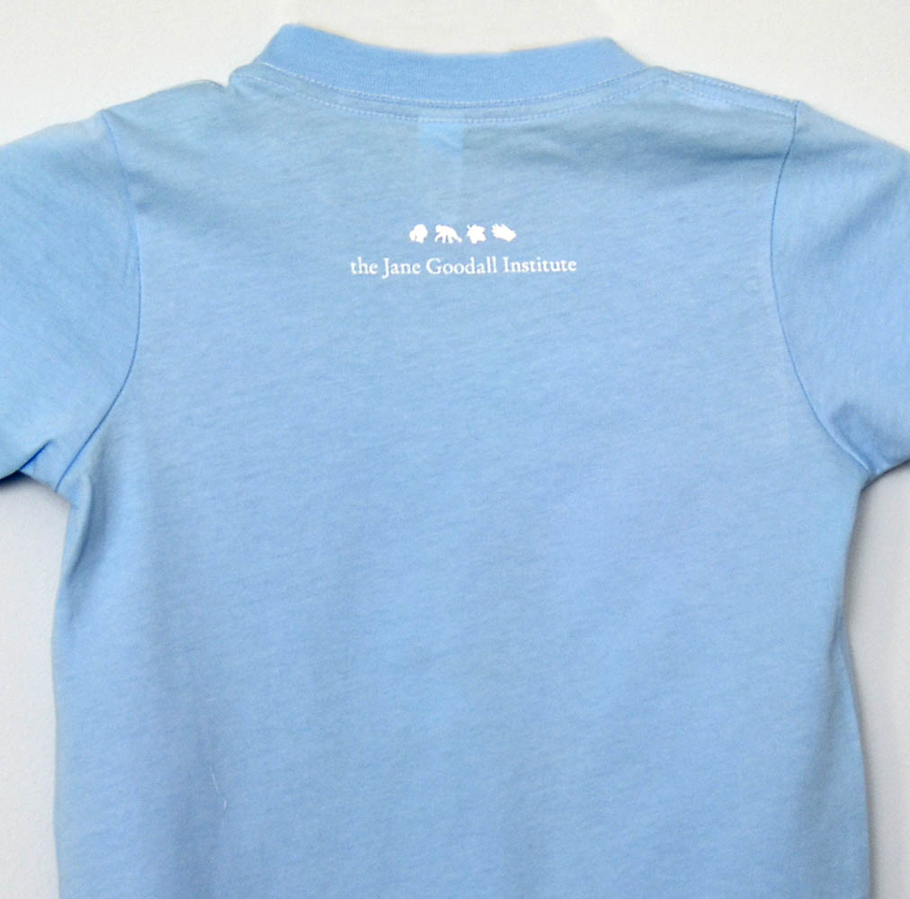 Toddler 98.6% Chimp T-shirts - JGI146