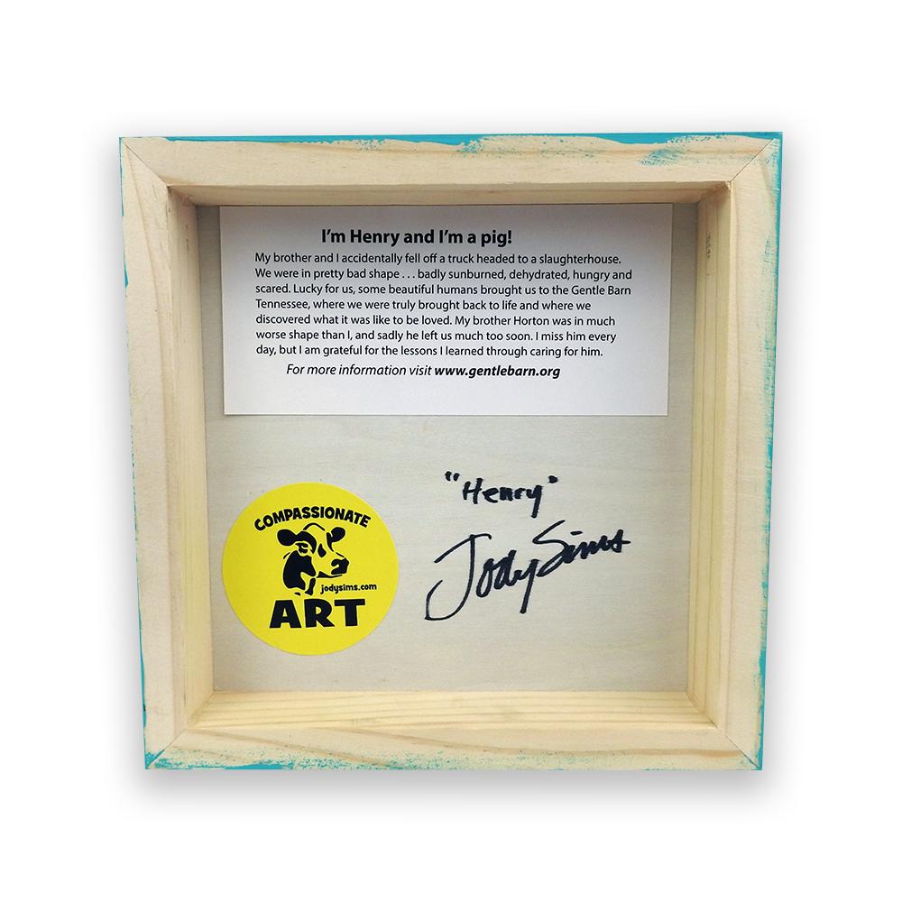 Jody Sims Compassionate Art Prints - Henry - GB-JSTN-HEN
