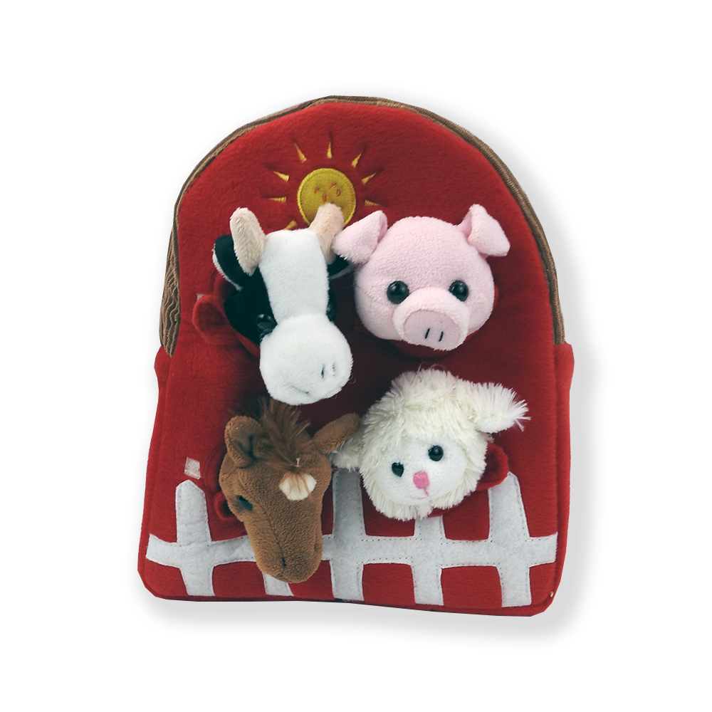 Gentle Barn Animal Backpack - GB104