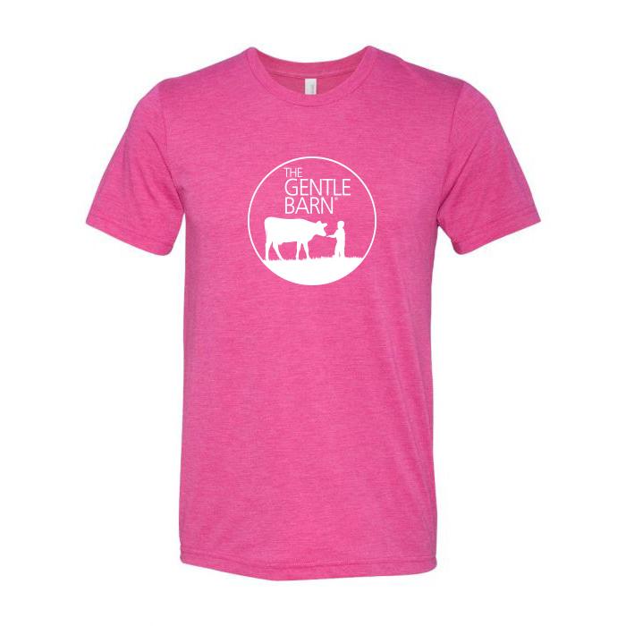Pink Logo Shirt