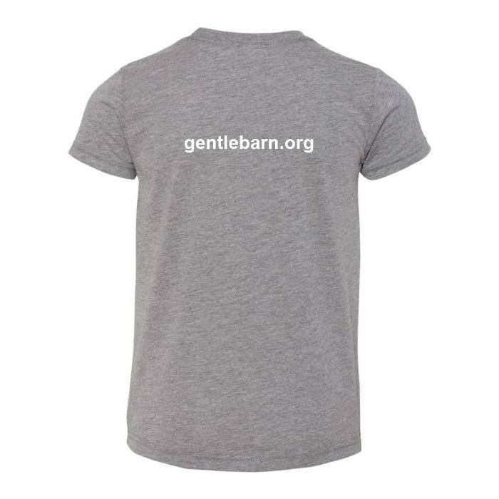 Grey Logo Shirt (YOUTH) - GB117
