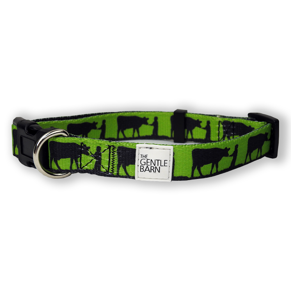 The Gentle Barn Dog Collar