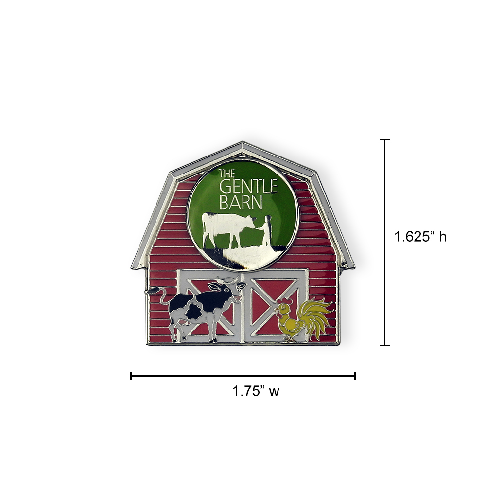 Gentle Barn Pin