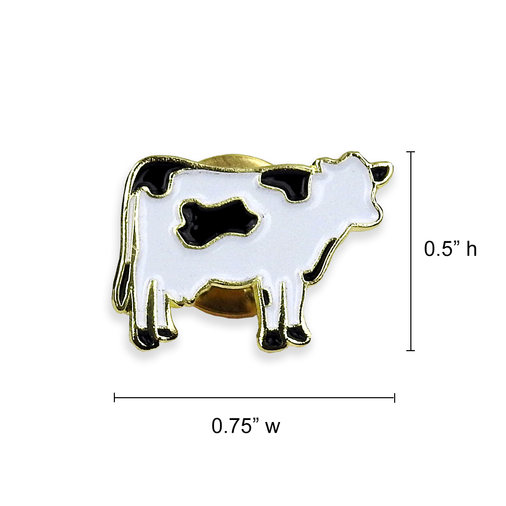 Gentle Barn Cow Pin