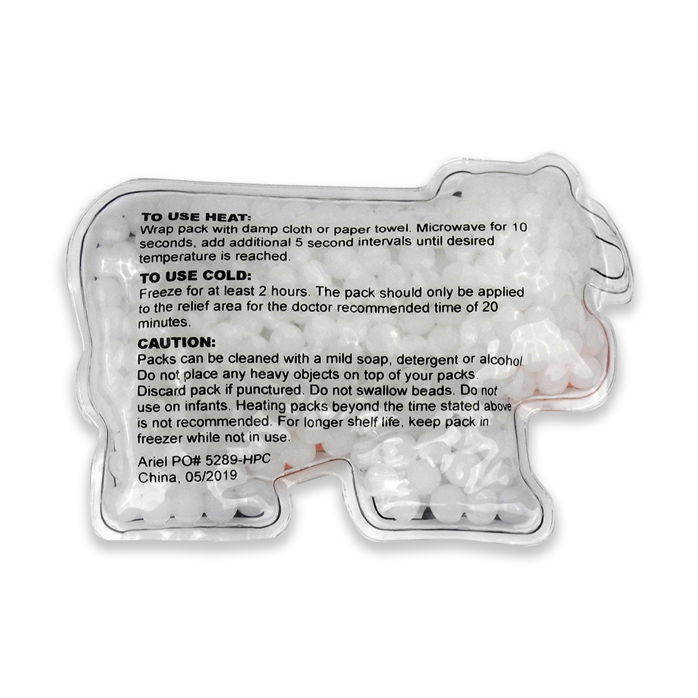 Gentle Barn Cow Ice Pack - GB150