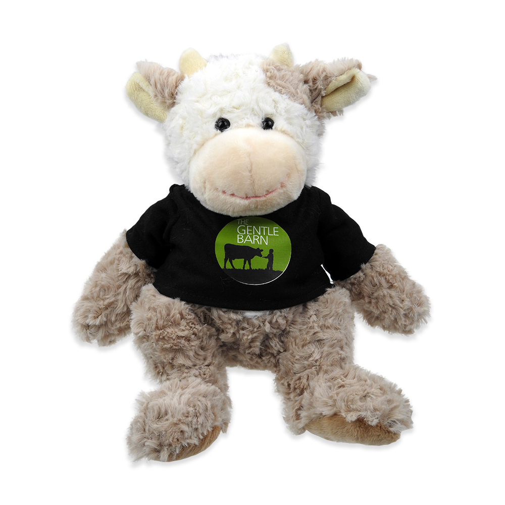 Gentle Barn Cow Plush