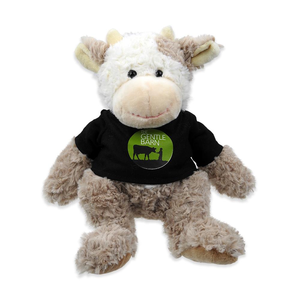 Gentle Barn Cow Plush