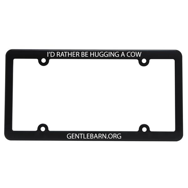 Gentle Barn License Plate Frame