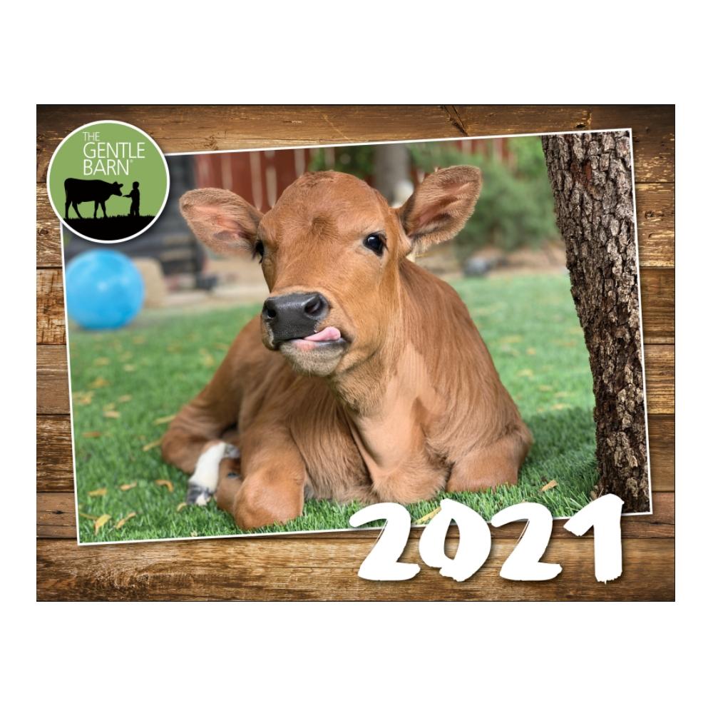 Gentle Barn 2021 Calendar