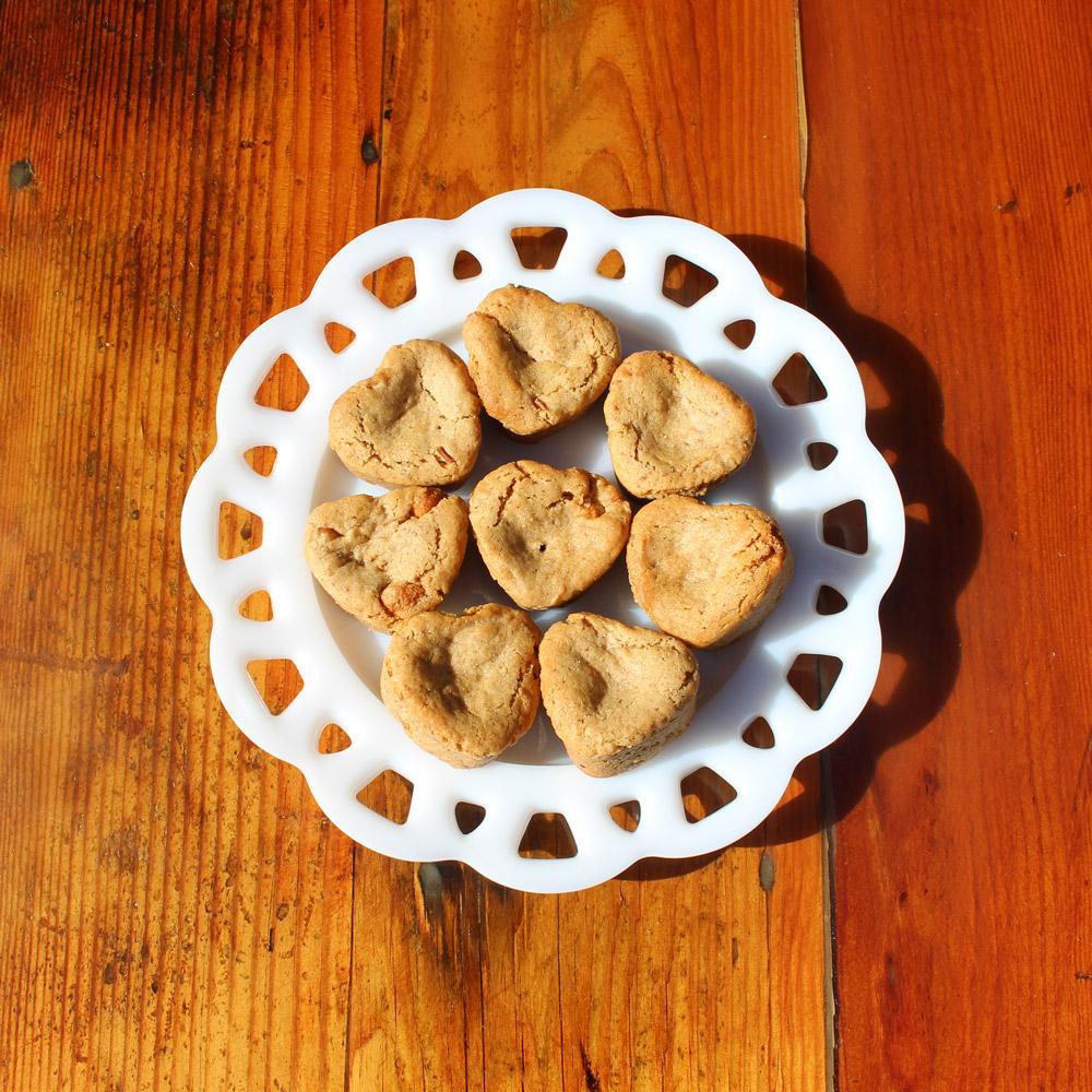 John Lewis Thunderheart's Vegan Almond Butter Blondies - GB166