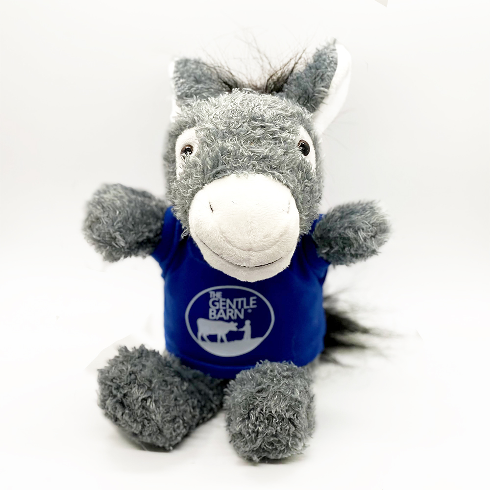 Gentle Barn Plush Donkey