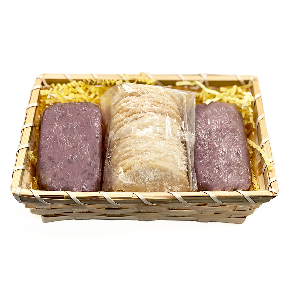 Vegan Lavender Cake and Lemon Cookies - GB213