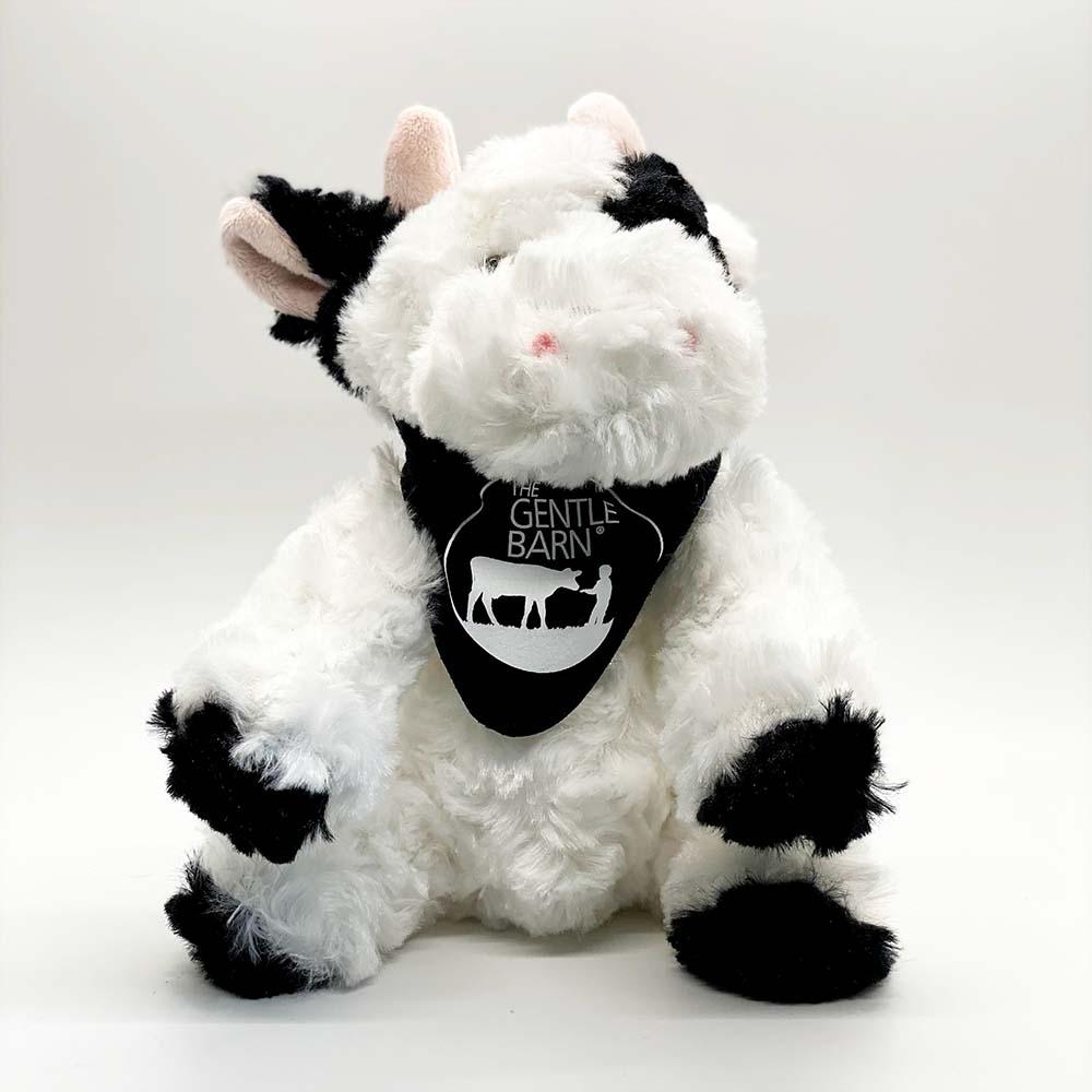 Gentle Barn Plush Cow