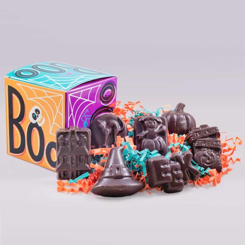 "Halloween ""Boo Box"" Vegan Chocolates"