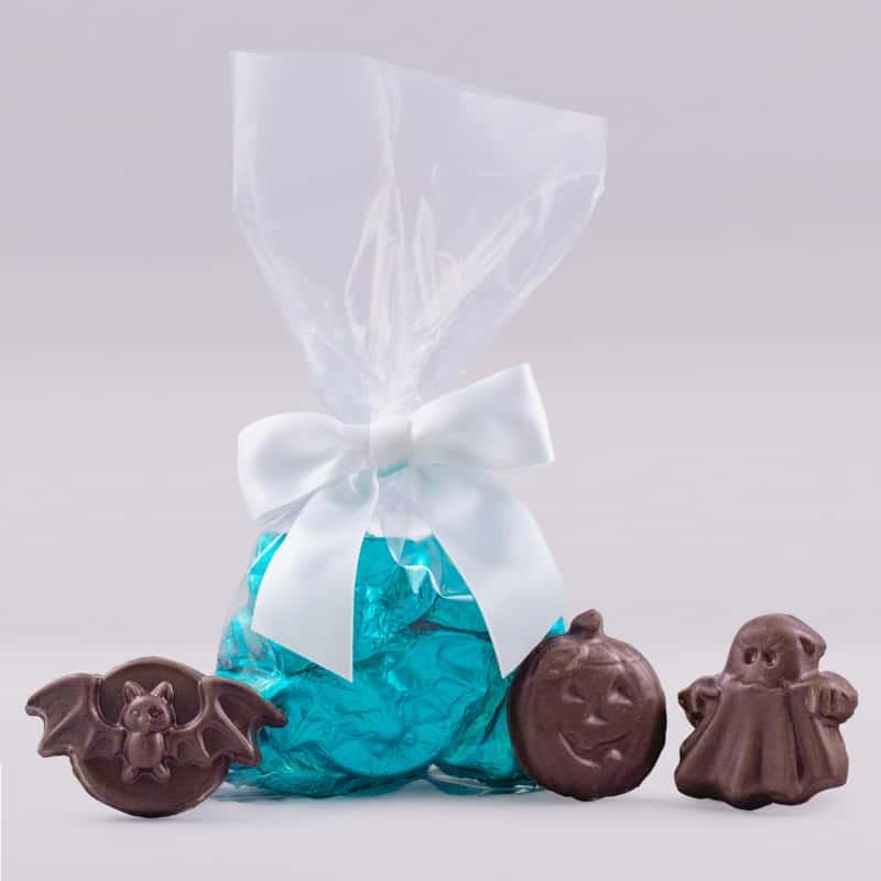 Halloween Vegan Chocolate Treat Bag