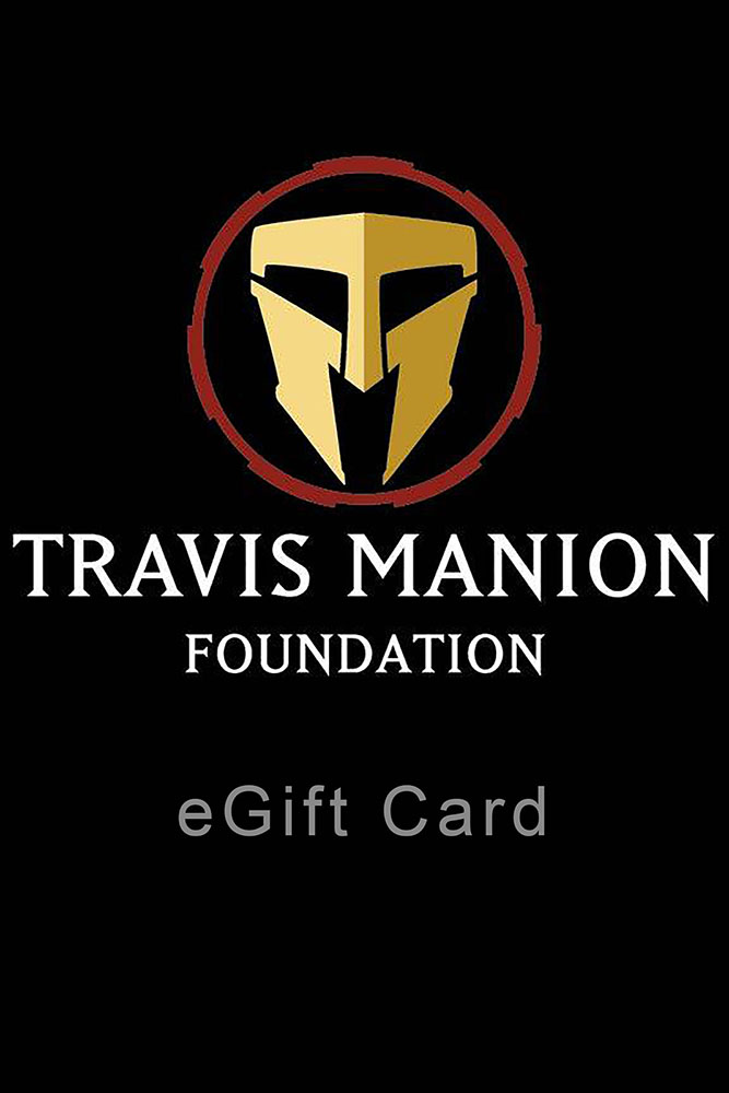 Travis Manion Foundation eStore Gift Certificate