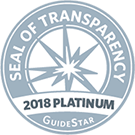 Big Life has been awarded GuideStar Seal of Transparency 2018