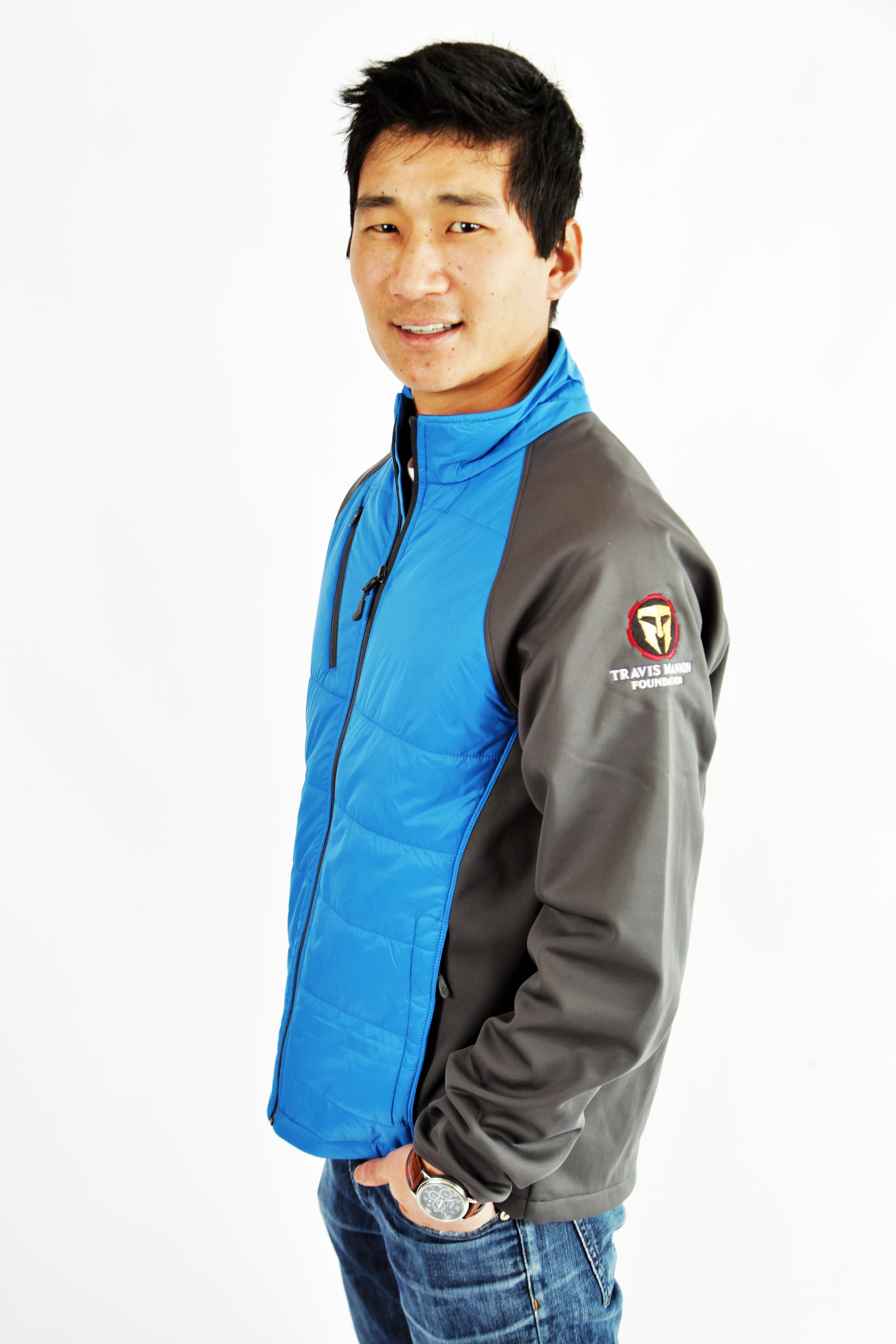 Travis Manion Foundation Men's Hybrid Soft Shell Jacket