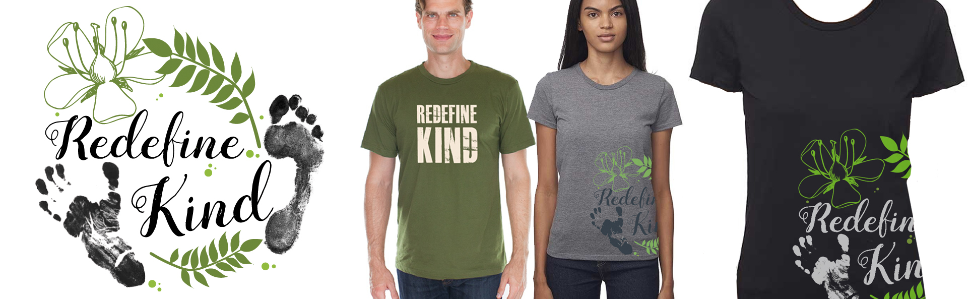 Shop Our Redefine Kind Shirts