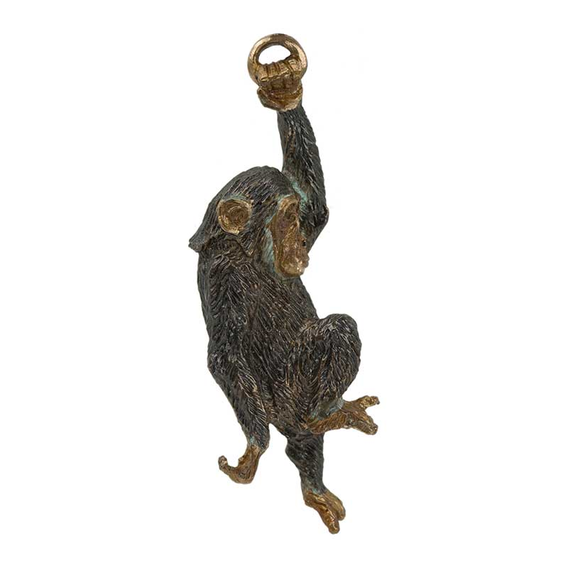 Swinging Chimp Pin