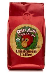 Red Ape Cinnamon - Organic Cinnamon Coffee (3 bags)