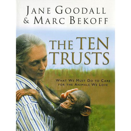 """Résultat de recherche d'images pour """"the ten trusts jane goodall"""""""