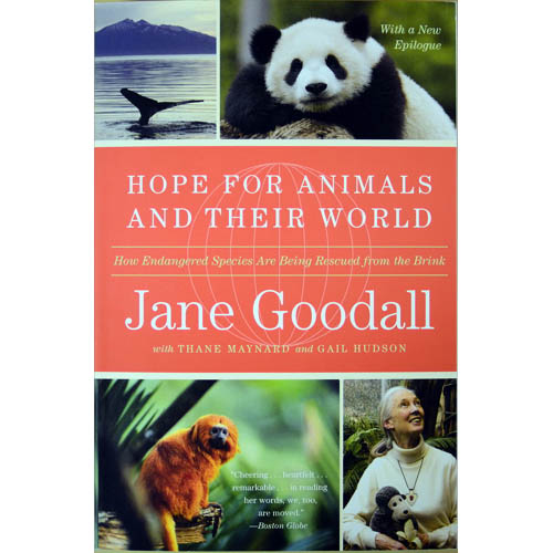 Hope for Animals and Their World - JGI102