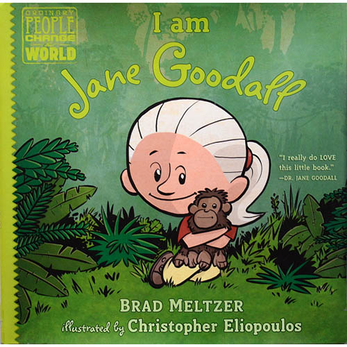 I am Jane Goodall - JGI105