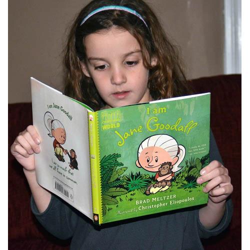 I am Jane Goodall - JGI105