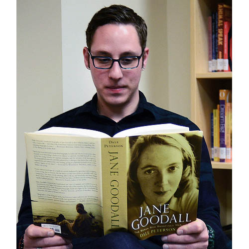 Jane Goodall: The Woman Who Redefined Man - JGI106