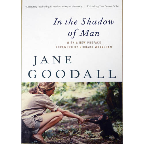 In the Shadow of Man - JGI107