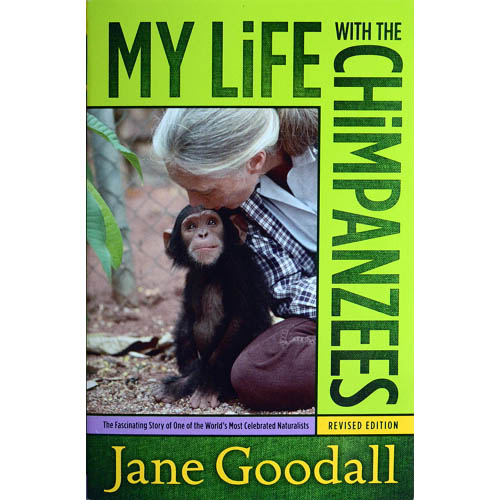 My Life with the Chimpanzees - JGI111