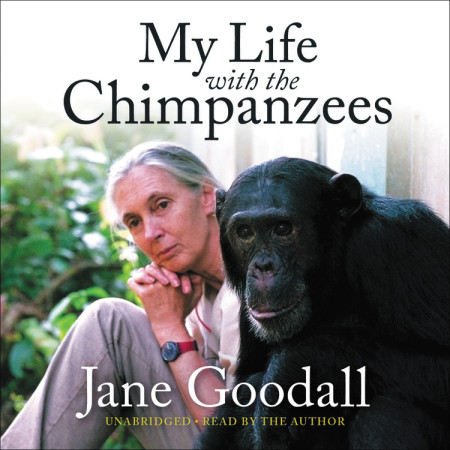 My Life With Chipanzees (Audio Book)